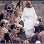Jesus with sinners