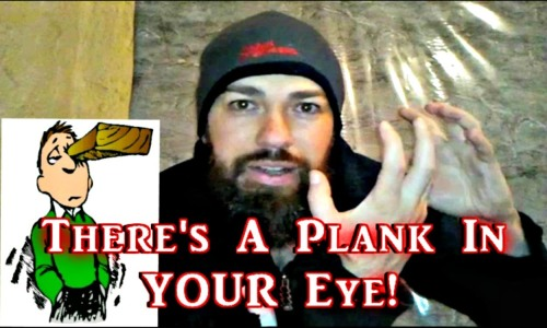 PLANK IN YOUR EYE